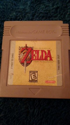 The Legend Of ZELDA Link's Awakening (Original Nintendo GameBoy) Cartridge Only! for Sale in Lewisville, TX