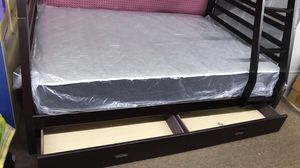 BUNK BED TWIN OVER FULL MATTRESS INCLUDED for Sale in Lebanon, TN
