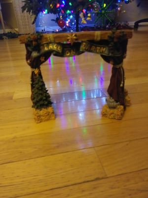 Boyds Bears and Friends Nativty Stage for Sale in Harrisonburg, VA