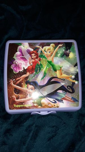 Tupperware Tinkerbell make me a offer for Sale in DEVORE HGHTS, CA