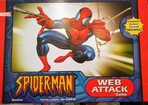 Spiderman Web Attack Game for Sale in Tampa, FL