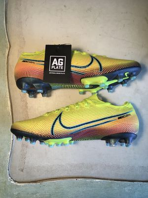 Nike Mercurial Vapor 13 Elite MDS 2 AG artificial grass soccer cleats - size 9 for Sale in Seattle, WA