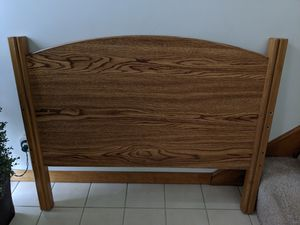 Twin wooden bed frame. for Sale in South Park Township, PA