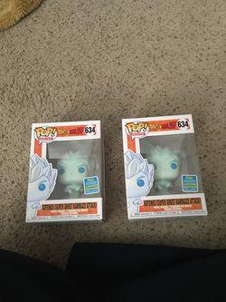 Dragonball super ghost Funko pop for Sale in Sacramento,  CA
