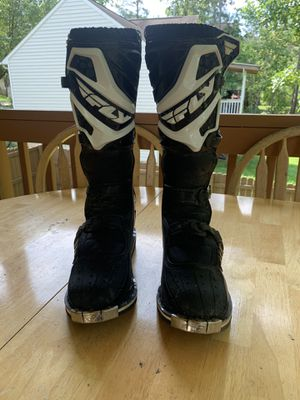 Fly racing boots for Sale in Durham, NC
