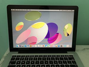 Apple MacBook Pro Works Great no issues for Sale in Westampton, NJ