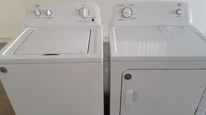 Washer & dryer (electric) for Sale in Las Vegas, NV