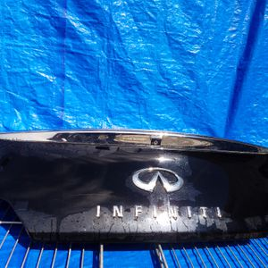 2007 - 2016 INFINITI Q60 G37 COUPE LID TRUNK for Sale in Fort Lauderdale, FL