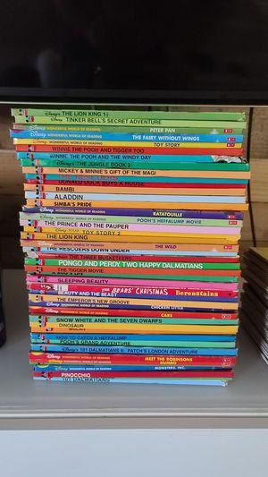 Lot 76 Disney Books & Little Golden Books for Sale in Orlando, FL