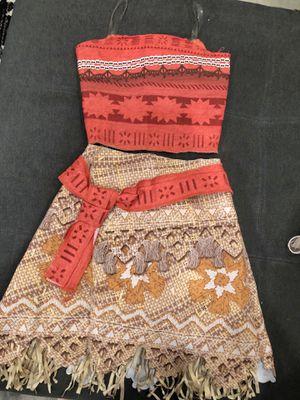 Princess Moana costume for Sale in Rialto, CA