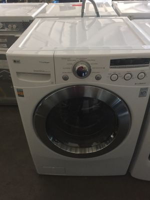 Lg front load washer for Sale in San Luis Obispo, CA
