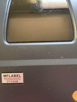 Thermal Barcode Printer for Sale in Alexandria,  VA