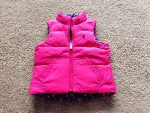 Ralph Lauren toddler down vest 3t for Sale in Alexandria, VA