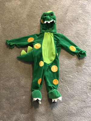 Dinosaur Costume (18 mo, runs big) for Sale in East Amwell Township, NJ