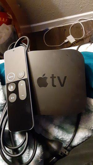 5th Gen 64gb 4K Apple TV w/remote& power cord for Sale in Austin, TX