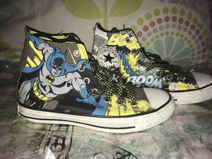 Batman converse for Sale in Cleveland, OH