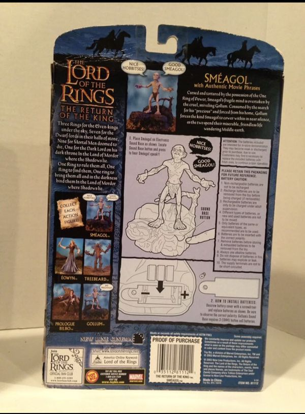 The Lord Of The Rings Lot