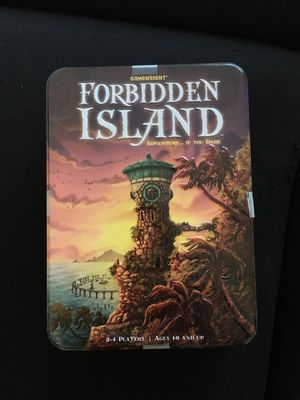 Forbidden Island board game for Sale in Boston, MA