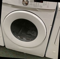 SAMSUNG DVG45T6000W GAS DRYER 1CZ for Sale in Moreno Valley,  CA