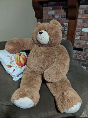 Vermont Teddy Bear 4 foot for Sale in Federal Way, WA