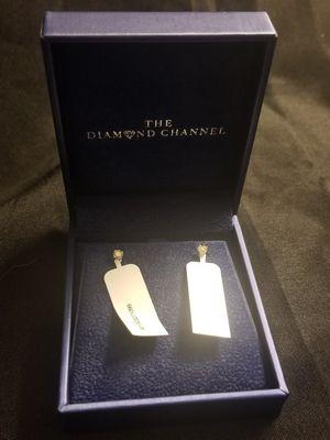 14k Diamond Earrings for Sale in Pomona, CA