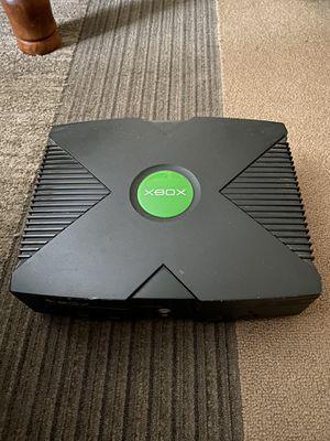 Original Microsoft Xbox w/ two games for Sale in Orange, CA