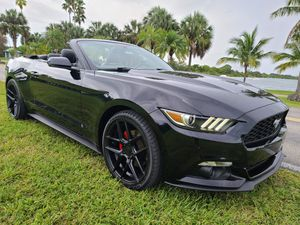 2017 Ford Mustang Ecoboost for Sale in Pompano Beach, FL