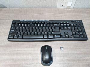 Logitech Keyboard & mouse combo for Sale in Austin, TX