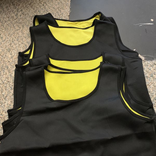 Collection Of Compression Shirts (two XXL's + three XL's)