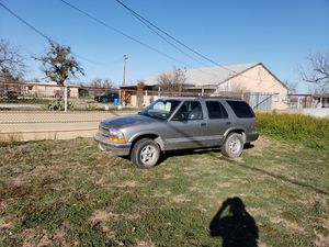 2001 Chevrolet blazer for Sale in San Angelo, TX