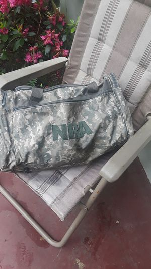 Nra duffle bag for Sale in Richmond, VA