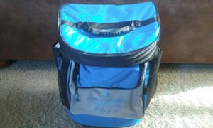 Rolling insulated soft cooler on wheels for Sale in Salt Lake City, UT