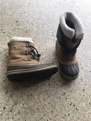 Sorel Boys size 3 for Sale in San Clemente, CA