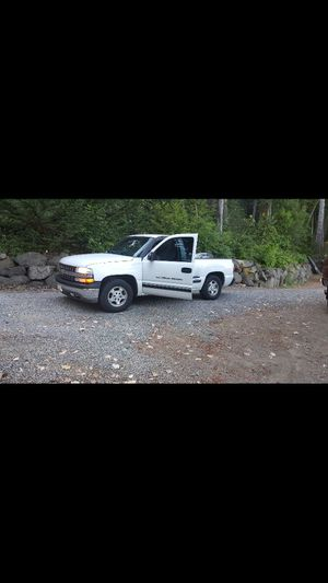 Chevy SILVERADO STEPSIDE for Sale in Seattle, WA