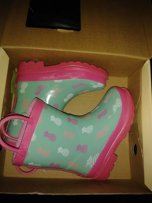 Brand new kids Rain /mud/gardening Boots. for Sale in Fort Myers, FL
