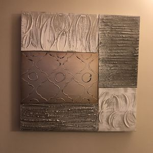 Textured Painting for Sale in Cary, NC