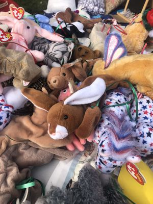 100 Beanie Babies for Sale in Federal Way, WA