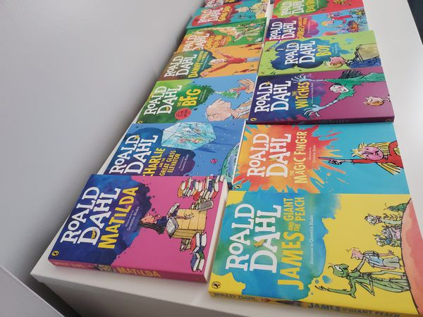 Roald Dahl FULL Book Collection- $30 for FULL SET/ $2 for ONE BOOK