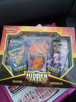 Hidden Fates Pokemon for Sale in Fresno, CA