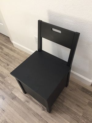 Kids storage chair for Sale in Brentwood, CA