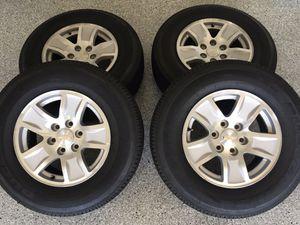 Bridgestone Dueler HT Tires for Sale in Fountain Valley, CA