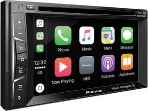 Pioneer double din car stereo WITH INSTALLATION. Apple CarPlay Bluetooth USB auxiliary for Sale in Hayward, CA