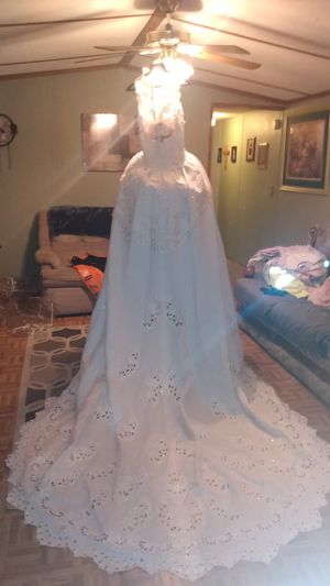 Wedding Dress for Sale in English, IN