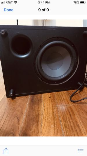 Bose Speaker and Subwoofer for Sale in CORP CHRISTI, TX