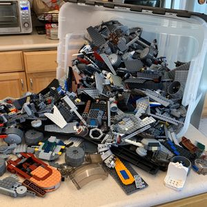 20 Pounds Of Lego Star Wars Bulk for Sale in Huntington Beach, CA