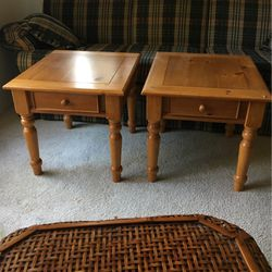 Matching Sofa Table And End Tables for Sale in Boring,  OR