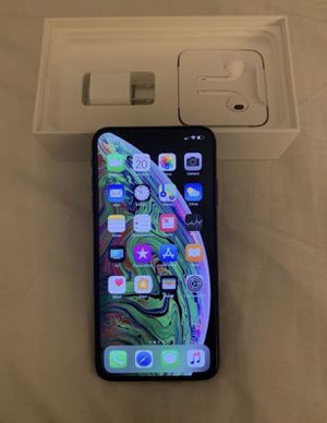Used IPhone XS Max for Sale in Sioux City, IA