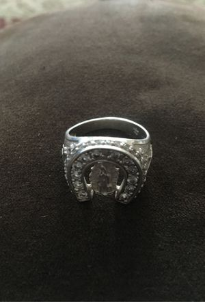 Sterling silver 92.5 ring for Sale in San Leon, TX