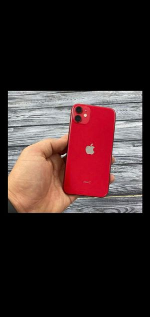 iPhone 11 excellent condition and unlocked for Sale in Choctaw, OK
