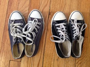 Converse Chuck Taylors low rise (size 6 W/3.5) for Sale in Denver, CO